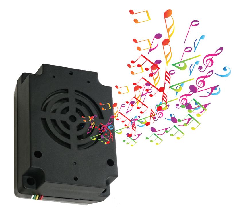 音声装置設計製造のイメージ